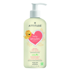 ATTITUDE Baby Leaves Body Lotion pear nector  473ml