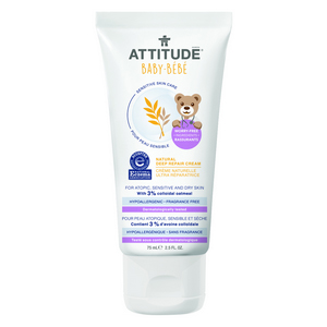 ATTITUDE Baby Deep Repair Cream 75ml