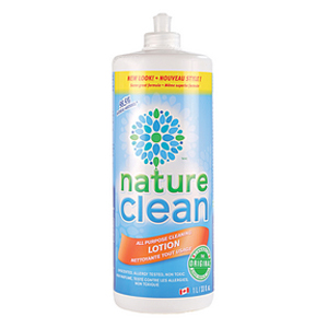 NATURE CLEAN All Purpose Cleaning Lotion 1L