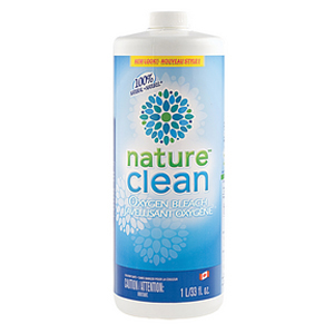 NATURE CLEAN Chlorine-Free Bleach Liquid 1L