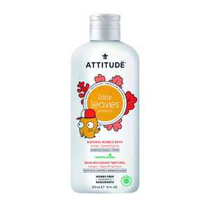 ATTITUDE Little Leaves Bubble Bath mango 473ml