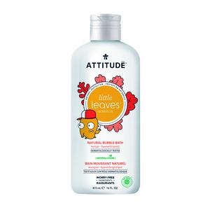 ATTITUDE Bubble Bath for kids 473ml – Mango
