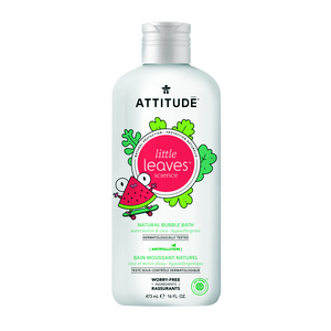 ATTITUDE Little Leaves Bubble Bath watermelon coco 473ml