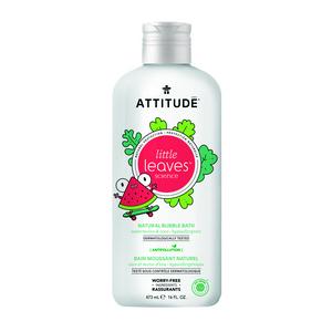 ATTITUDE Little Leaves Bubble Bath watermelon coco 473ml