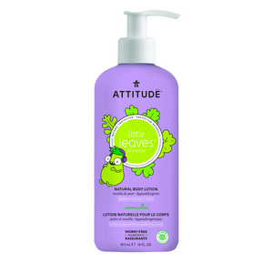 ATTITUDE Little Leaves Body Lotion vanilla pear 493ml