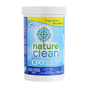 NATURE CLEAN   Oxygen Bleach Powder chlorine-free 700g