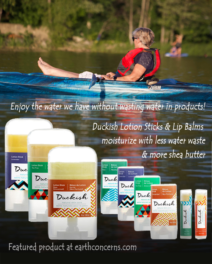 Read more about the article Duckish Products – Less Water Waste