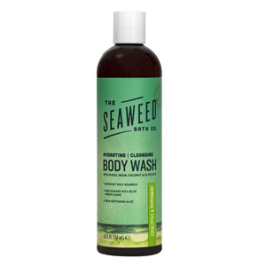 THE SEAWEED BATH CO. Body Wash eucalyptus peppermint 354ml