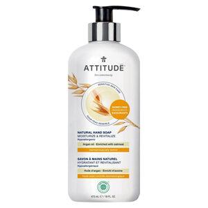 ATTITUDE Hand Soap for sensitive-skin 473ml – Argan-oil
