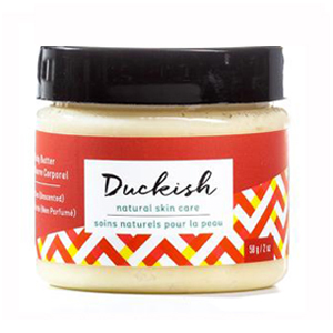 DUCKISH Body Butter fragrance-free 58g