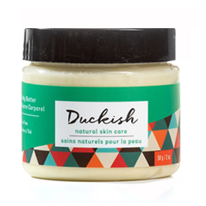 DUCKISH Body Butter teatree oil 58g