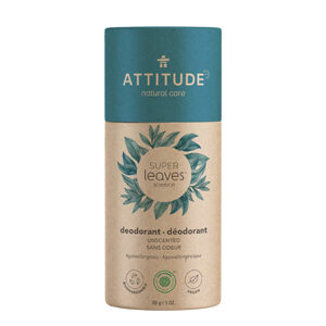 ATTITUDE Deodorant fragrance-free 85g