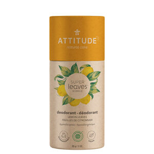 ATTITUDE Deodorant lemon-leaves 85g