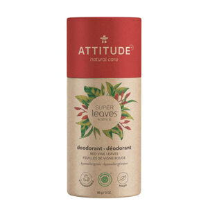 ATTITUDE Deodorant red vine leaves 85g