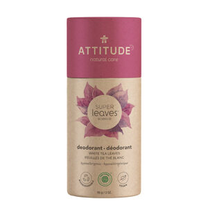 ATTITUDE Deodorant white tea leaves 85g