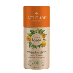 ATTITUDE Deodorant orange leaves 85g