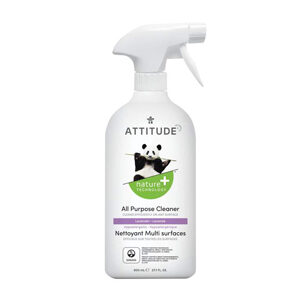 ATTITUDE All Purpose Disinfectant Cleaner lavender 99.9% 800ml