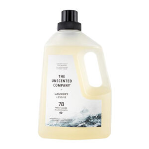 THE UNSCENTED COMPANY Laundry Detergent 1.95L (78)