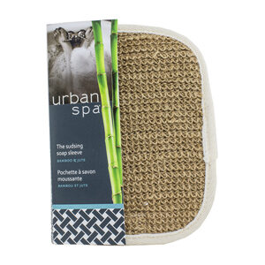 URBAN SPA Sudsing Soap Sleeve