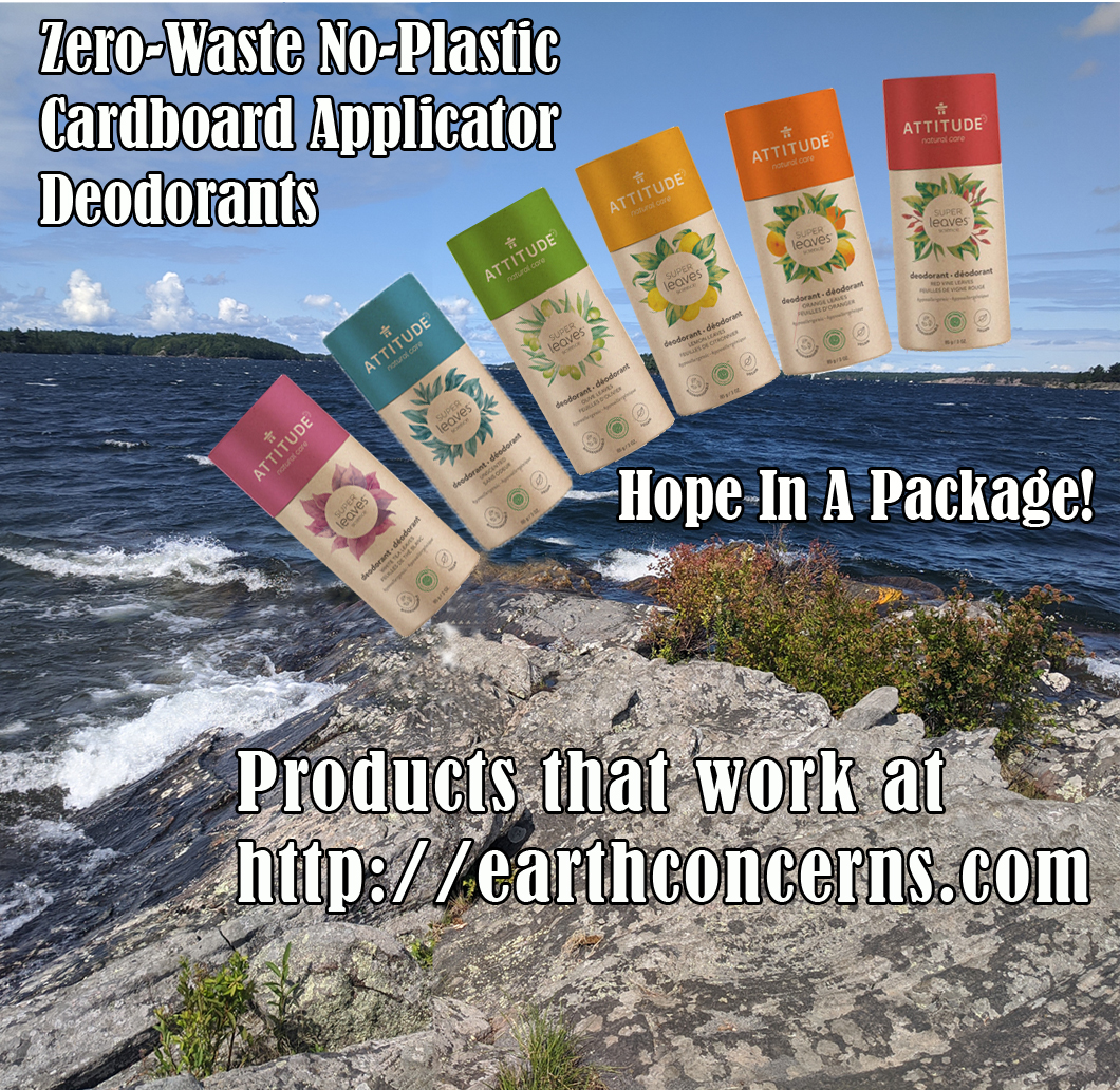 Innovative Manufacturers – No Plastic!