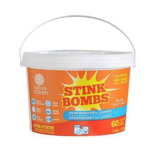 photo of large size stink bombs