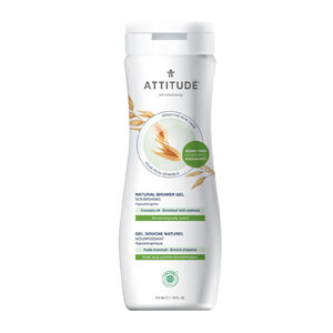 ATTITUDE Shower Gel Nourishing with avocado-oil for sensitive-skin 473ml