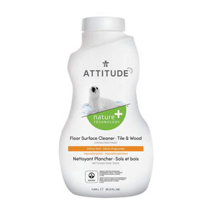 ATTITUDE Floor Cleaner tile & wood 1L