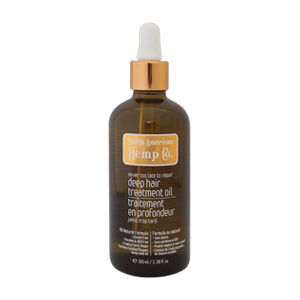 NORTH AMERICAN HEMP CO Deep Hair Treatment & Repair Oil 100ml