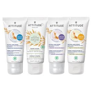 ATTITUDE extra gentle Hand Cream for sensitive-skin 75ml