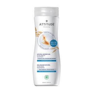 ATTITUDE extra gentle Shower Gel for sensitive-skin 473ml – Frangrance-Free