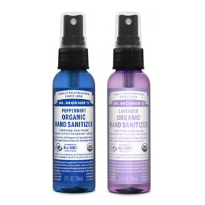 DR.BRONNER'S  Hand Sanitizers 59ml