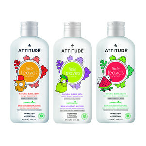 ATTITUDE Bubble Bath for kids 473ml