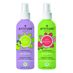 ATTITUDE Hair Detangler for kids 240ml