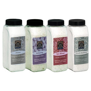 ONE WITH NATURE Dead Sea Bath Salts 907g
